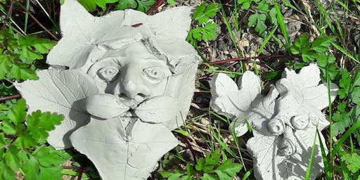 Pontefract Castle: Green Man Workshop - Sunday 25 August 2019 - Ages 18+
