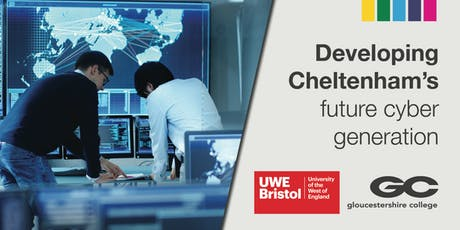Developing Cheltenham's Future Cyber Generation tickets