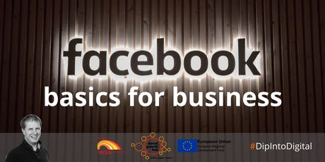 Facebook Basics for Business - Blandford - Dorset Growth Hub tickets