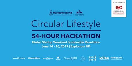 Hackathon | Startup Weekend x Circular Lifestyle tickets