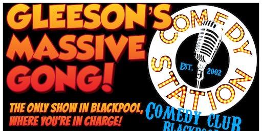 Gleeson's Massive Gong