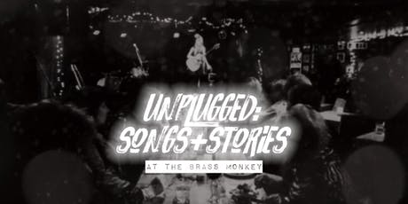 Unplugged: Songs + Stories tickets