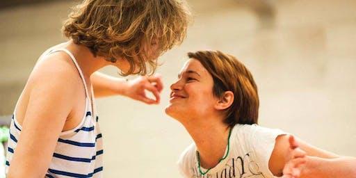 Dance Movement Psychotherapy Foundation | Goldsmiths University