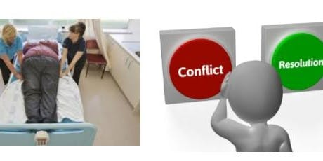 MANUAL HANDLING & CONFLICT RESOLUTION WORKSHOP  tickets