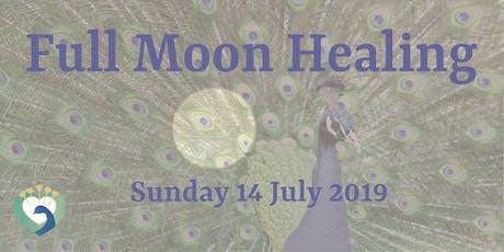 Full Moon Healing in July tickets