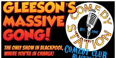 Gleeson's Massive Gong tickets