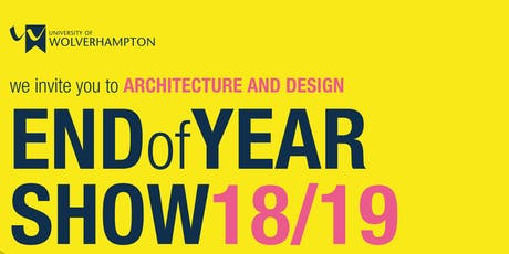 Wolverhampton School of Architecture and Design Industry Night tickets