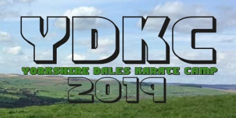 The Yorkshire Dales Karate Camp 2019 tickets