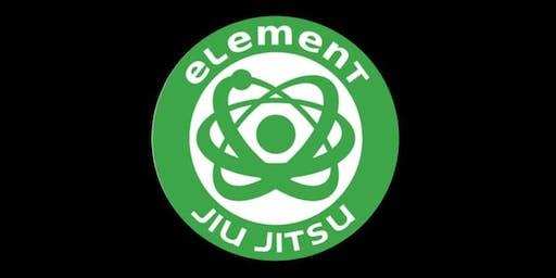 Come & Try Jiu Jitsu; A Workout for Awareness Event