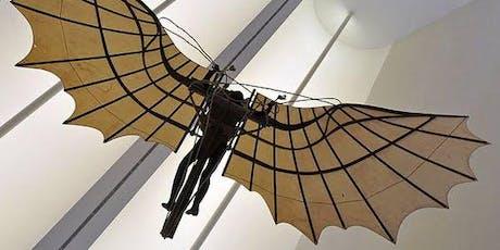 Leonardo Parade - Innovazione tra Arte e Scienza. biglietti
