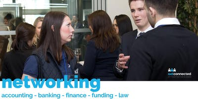 Networking for accounting, banking, finance and law