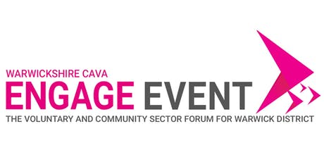 Warwickshire CAVA Engage (Warwick District) Event - Community Safety and Cohesion tickets