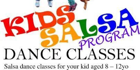 Salsa Kids Summer Series July Series tickets