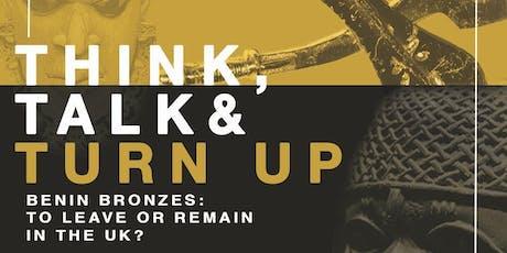 Think, Talk & Turnup! tickets