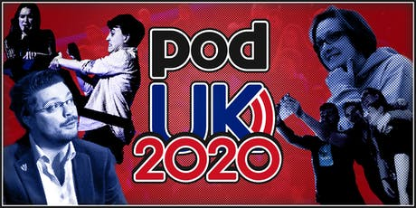 PodUK 2020 tickets
