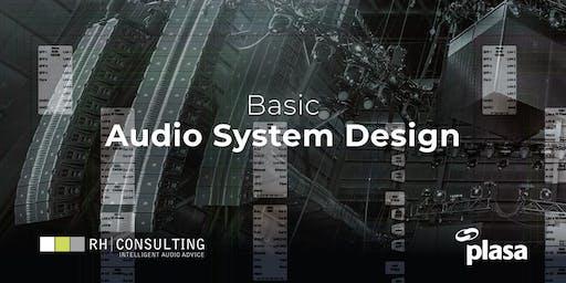 Basic audio system design