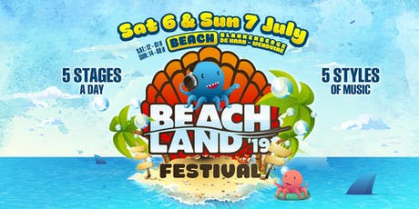 Beachland Festival 2019 tickets