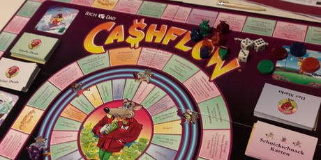 Cashflow101 Spielerunde Hamburg CITY 14.07.2019 Tickets