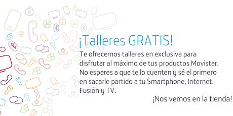 TallereTalleres Fusión Burgos: Aprovecha todo el potencial que Movistar pone a tu disposición  entradas