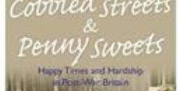 Cobbled Streets and Penny Sweets with Local author and historian Yvonne Young, Wednesday 18th September, City Library, 2.00pm, Room 1 & 2, Level 2
