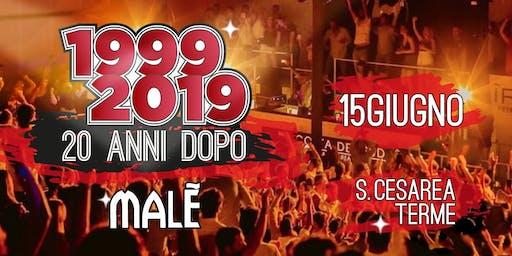 Malè 1999-2019