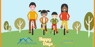 Family Charity Bike Ride