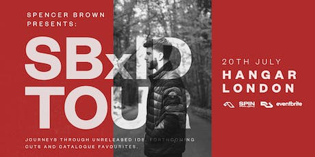Spencer Brown Presents: SBxID tickets