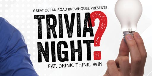 Timbo's Trivia Night at the Brewhouse
