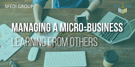 Managing a Micro-Business - Learning from Others tickets