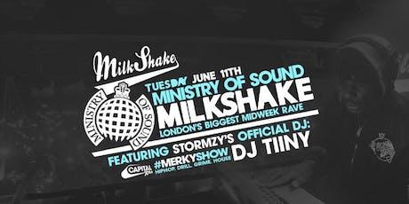 Milkshake Events   Eventbrite