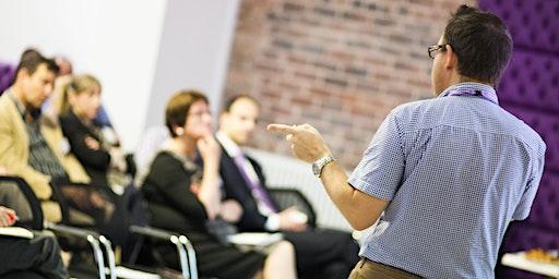 Communication Skills teaching for New Tutors 29-01-2020 (Salford)