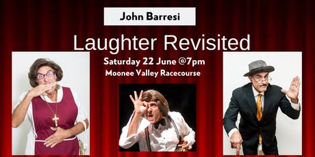 John Barresi - Laughter Revisited tickets