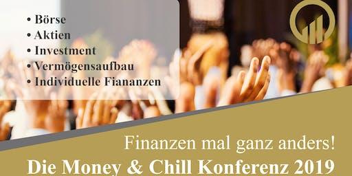 Die Money & Chill Konferenz- Finanzen mal anders