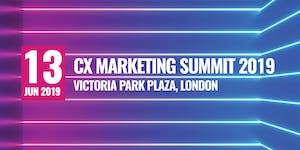 CX Marketing Summit 2019