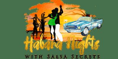 Habana Nights - Pot Luck & Social with Salsa Secrets