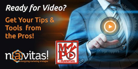 Ready For Video? Get Your Tips & Tools From the Pros! tickets