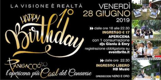 Happy Birthday Panigaccio 2.0