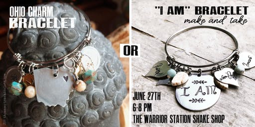 Warrior Station Jewelry Making Event