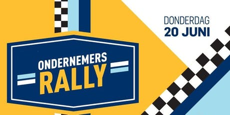 Ondernemersrally 2019 tickets