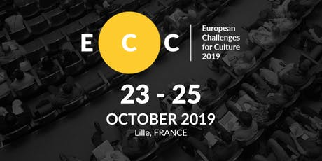 European Conference - European Challenges for Culture 2019 billets