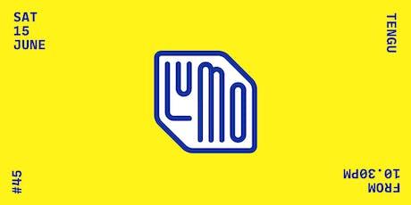Lumo Club #45 - Vinyl Love tickets