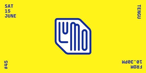 Lumo Club #45 - Vinyl Love