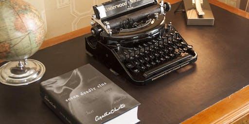 Agatha Christie Murder Mystery Evening