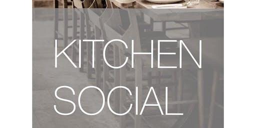Kitchen Social - Thursday 27th June