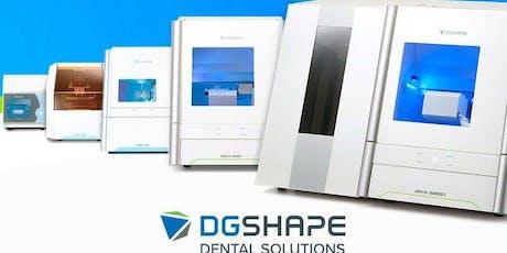 INDUSTRIA 4.0 CON DGSHAPE - A ROLAND COMPANY- : SISTEMI DIGITALI CAD/CAM - 23 settembre   biglietti