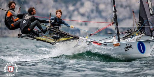 18ft Skiff Open European Championship
