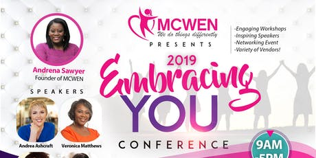 2019 Embracing YOU Conference tickets