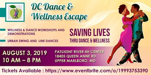 Dance & Wellness Escape Vendors Wanted