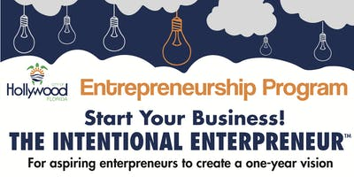 The Intentional Entrepreneur Workshop