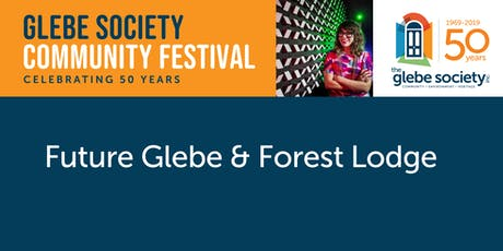 Future Glebe & Forest Lodge tickets